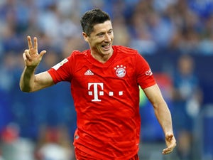 Robert Lewandowski insists he can play better despite hat-trick