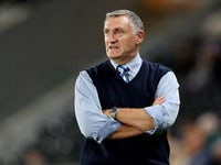 Blackburn Rovers' manager Tony Mowbray pictured on August 20, 2019