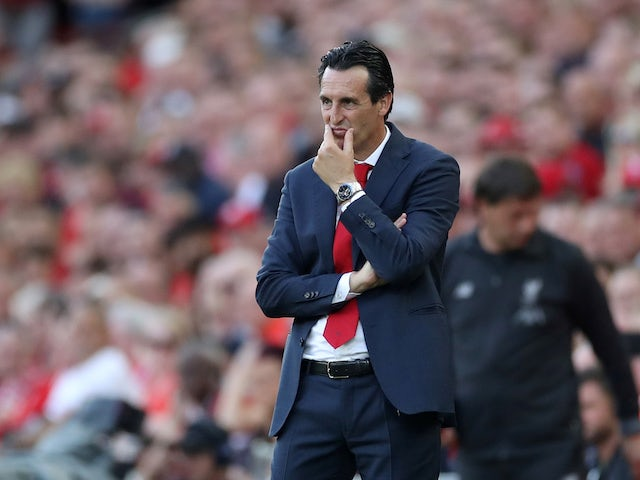 Emery: 'Arsenal have reduced the distance to Liverpool'