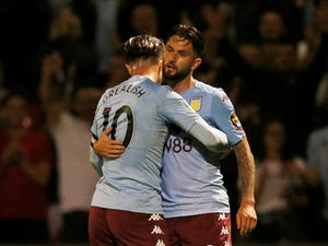 Aston Villa hit Crewe for six in EFL Cup rout