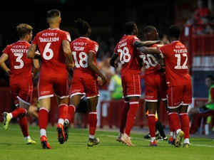 League Two Crawley stun Norwich in EFL Cup second round