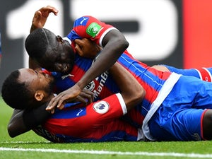 Jordan Ayew sees Crystal Palace past Aston Villa