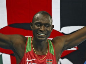 Olympic champion David Rudisha to miss up to 16 weeks with fractured ankle