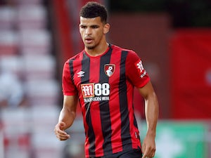 Dominic Solanke in line to start for Bournemouth