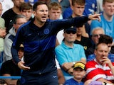 Chelsea boss Frank Lampard on August 31, 2019