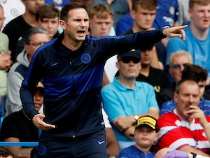 Frank Lampard looking forward to managerial Champions League bow