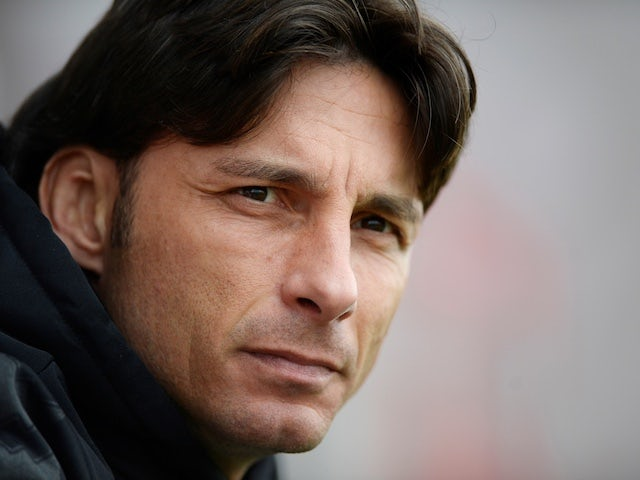 Crawley boss Gabriele Cioffi leaves after 15 months