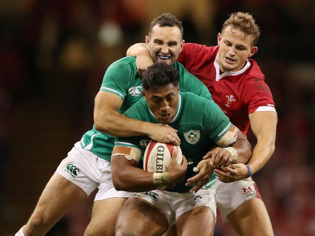 Result: Ireland bounce back to beat world's best Wales in Cardiff