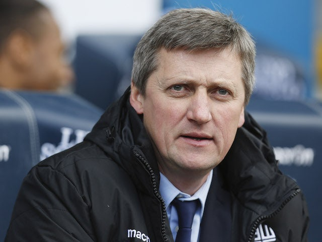 Bolton caretaker Jimmy Phillips calls for new boss with urgency