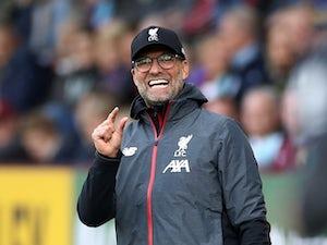 Liverpool manager Jurgen Klopp on August 31, 2019