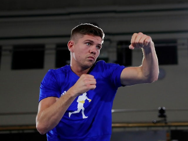 Luke Campbell vows to