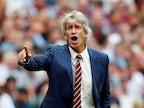 Manuel Pellegrini: 'West Ham United now playing the way I want'