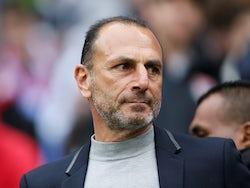 Montpellier boss Michel Der Zakarian pictured in March 2019