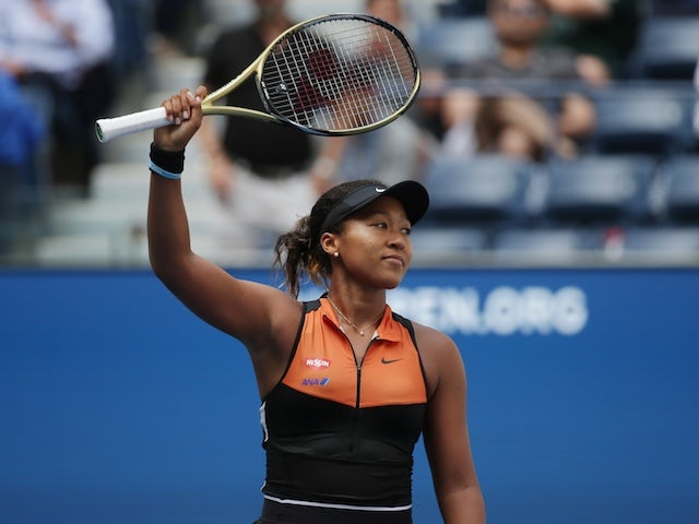 Result: Naomi Osaka battles past Anna Blinkova in US Open first round