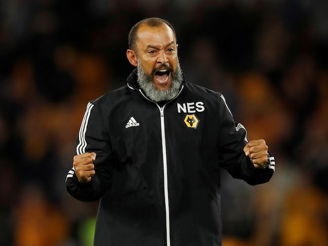 Nuno hoping Molineux anniversary celebrations can inspire Wolves against Chelsea