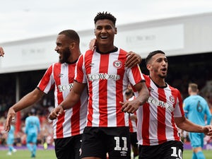 Josh Dasilva hits hat-trick as Brentford put seven past sorry Luton