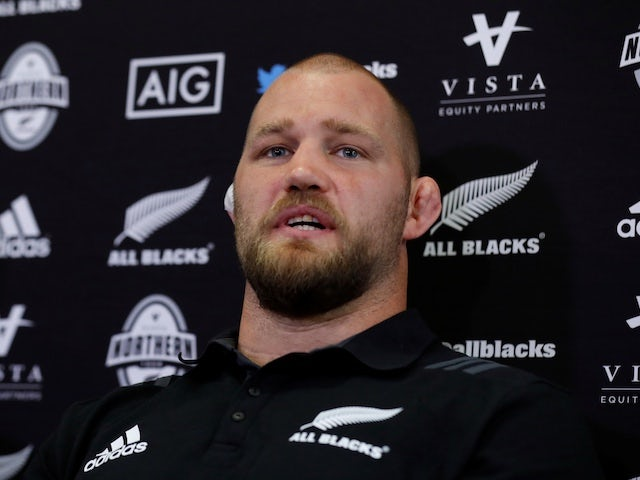 Centurion Owen Franks left out of New Zealand World Cup squad