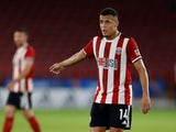 Sheffield United's Ravel Morrison gestures on August 27, 2019