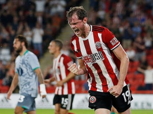 Sheffield United hold on for EFL Cup win over Blackburn