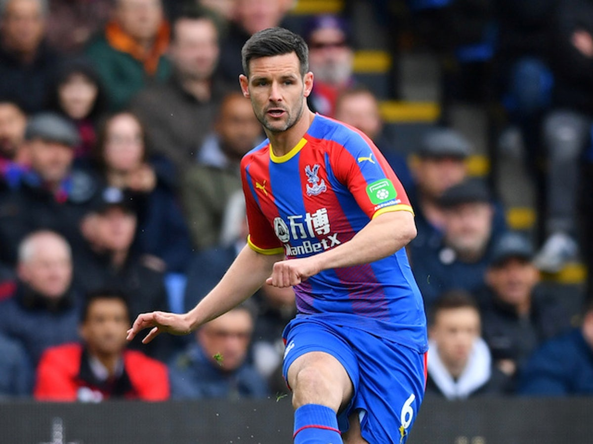 Crystal Palace Defender Scott Dann A Doubt With Hand Injury