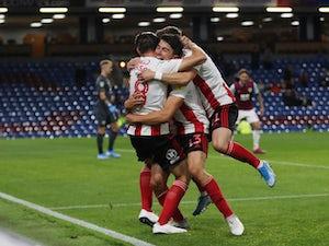 League One Sunderland stun Burnley in EFL Cup second round