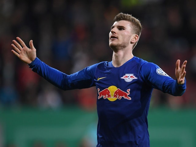 Liverpool 'handed huge boost in Timo Werner pursuit'