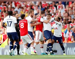 Combined XI: Tottenham Hotspur vs. Arsenal