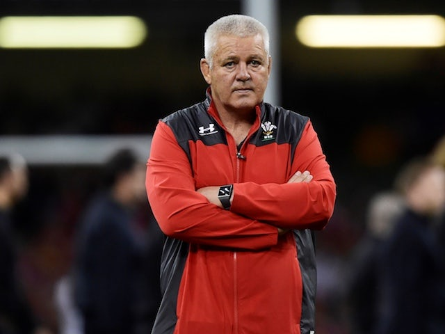Warren Gatland: 'Wales still hurting from 2011'