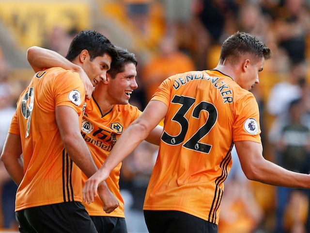 Result: Raul Jimenez rescues a point for Wolves with stoppage-time penalty