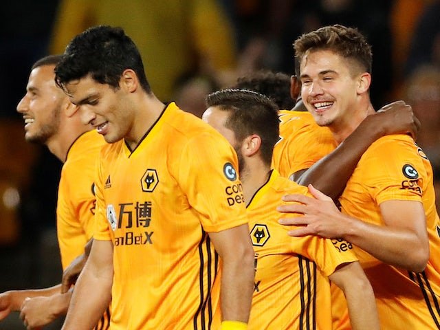 Result: Wolves seal place in Europa League group stage