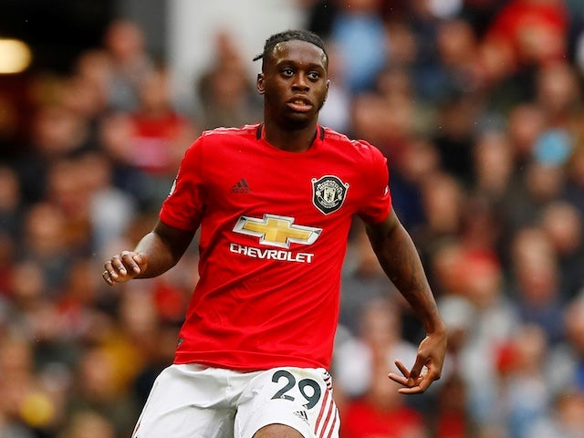 Aaron Wan-Bissaka pictured in August 2019