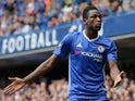 Baba Rahman pictured for Chelsea in May 2016