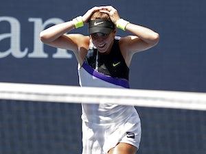 Belinda Bencic books first Grand slam semi-final spot at US Open