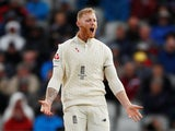 Ben Stokes pictured on September 4, 2019