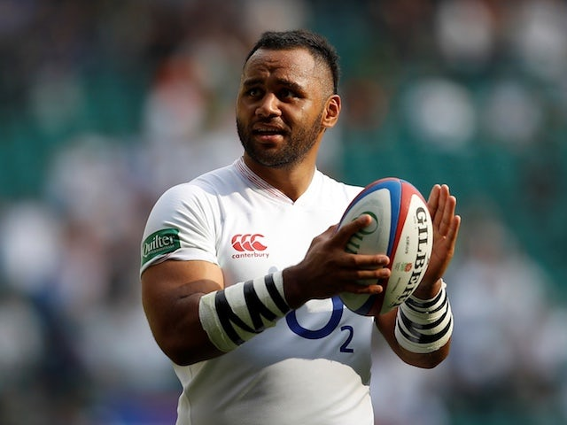 Billy Vunipola passed fit for England quarter-final against Australia