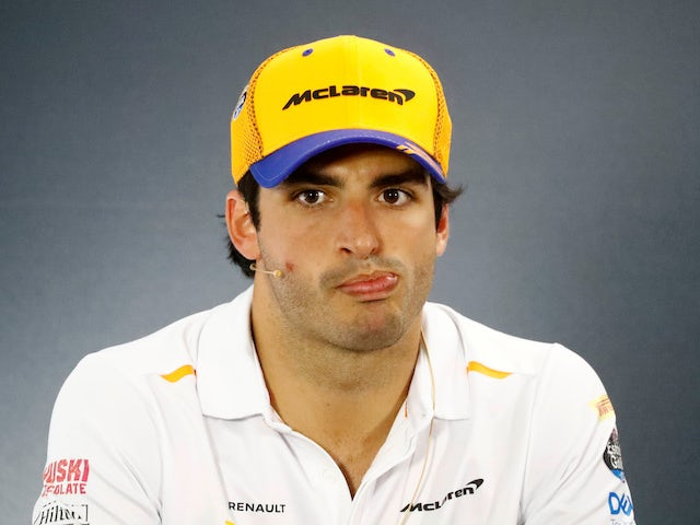 Sainz tones down Renault rhetoric