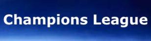 Champions League AMP header