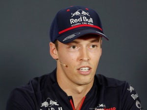 Kvyat not ruling out Red Bull return