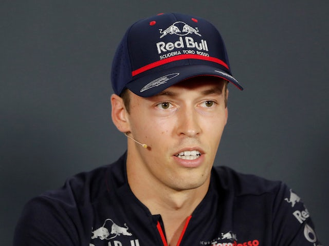 Kvyat staying at Toro Rosso in 2020 - Tost