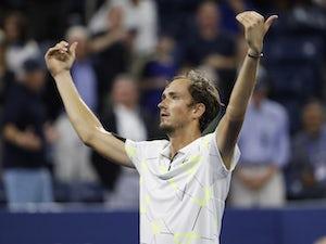 Daniil Medvedev ends Dominik Koepfer run to reach US Open quarters