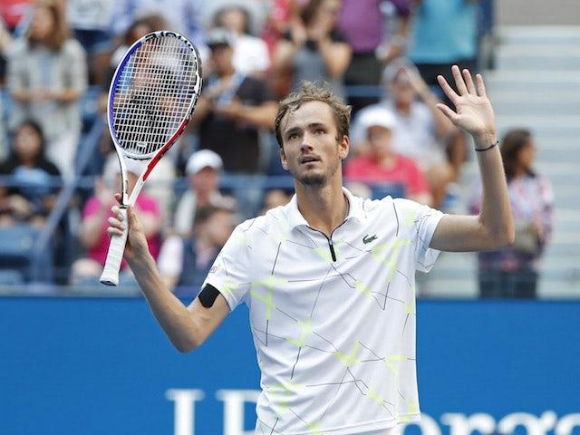 Result: Daniil Medvedev beats Stanislas Wawrinka to make maiden US Open semi-final