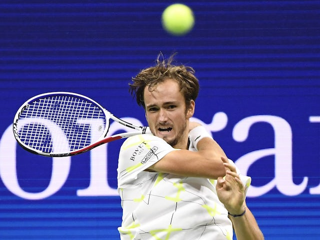 Result: Medvedev overcomes Dimitrov to book US Open final ticket