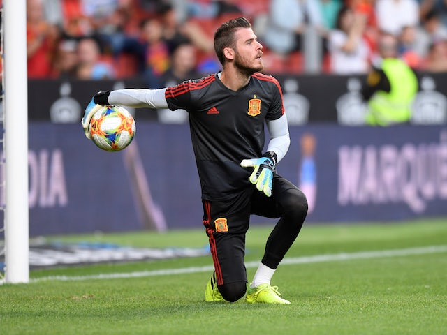 David de Gea to buy Spanish club Elche?