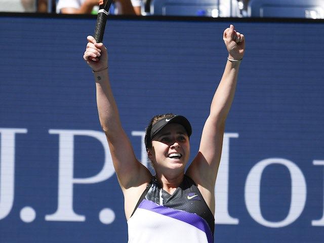 Result: Elina Svitolina ends Johanna Konta run at US Open