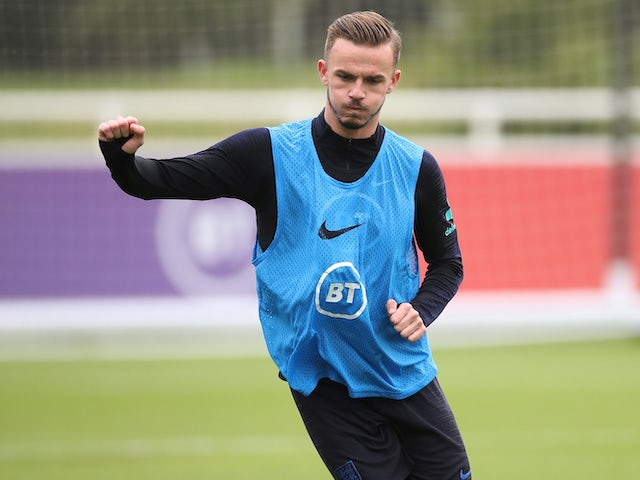 Maddison has right attitude for England - Leicester boss Rodgers