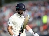 England's Joe Denly is dismissed on September 8, 2019