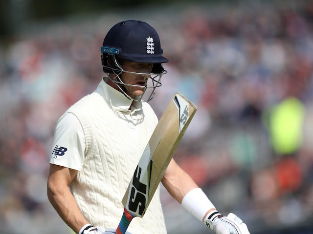Day three of the fifth Ashes Test: Burns and Denly look to build platform