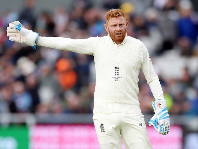 Jonny Bairstow left out of England Test squad for tour of New Zealand