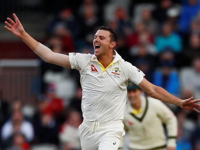 Josh Hazlewood: 'Australia have momentum heading into ODI series'