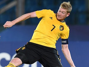 In Focus: Scotland's next opponents Belgium